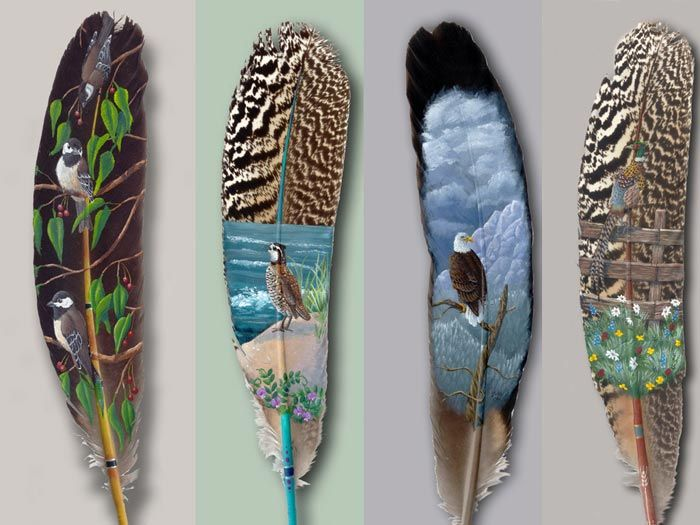 beautiful-feather-paintings-5